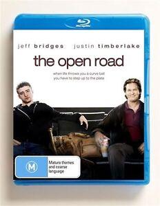 Open Road (Blu-ray, 2010)