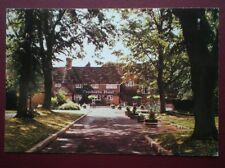 POSTCARD SUSSEX CRAWLEY - GOODHEWS - COPTHORNE HOTEL