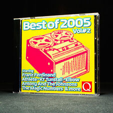 Q Best Of 2005 - Volume 2 - Franz Ferdinand, Elbow, Feeder - music cd album