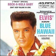 Rock-A-Hula Baby [Single] by Elvis Presley (Vinyl, Mar-2005, RCA)