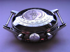 Breitling Cosmonaute 24 h cronograph cronografo 1989 senza date