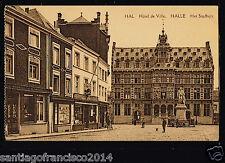 Belgie 88.-Hall -Hôtel de Ville