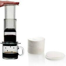 New 350PCS  Paper Filters For Aeropress Coffee Machine Maker Filter