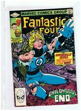 Marvel Comics The Fantastic Four #245 VF/NM 1982