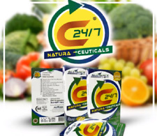AIM GLOBAL C24/7 Vitamin C A D B E K Zinc ALL IN 1 High ORAC Calcium 10 Caps