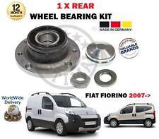 für Fiat Fiorino + Van 2007 > NEU 1 x Hinterradlager Set mit Sensorring