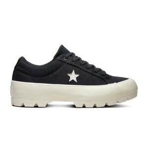 converse one star donna nere