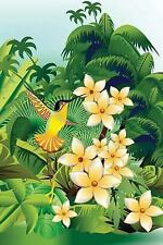 Kidland 150 Lined: Hummingbird Jungle Notebook : 150 Page Journal Notebook...