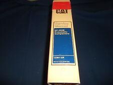 CAT CATERPILLAR PF-290B PNEUMATIC COMPACTOR SERVICE SHOP REPAIR BOOK MANUAL 1XW