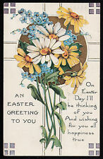 Post Card -Easter  Greeting - 1926 -  B4317