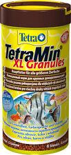 Tetramin XL granuli, L Alimento completo per tutti i pesci tropicali,82 G / 250ML, Tetra