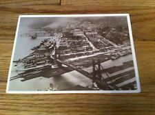 Pittsburgh's South Side Point Bridge Pennsylvania Vintage Postcard Unused Rare