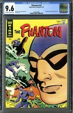 Scarce! The Phantom #23 (King Features, 1967) CGC 9.6, NM+ W/OW! Classic Cover!