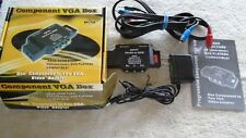 Mayflash Pro Component (YpbPr) to Dual VGA Converter Adapter Box Xbox PS2 PS3