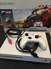 Microsoft Xbox One S 1TB White Console with Forza Horizon 4