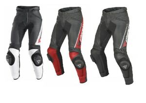 Dainese Delta Pro C2 Leather Motorcycle Trousers