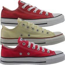 Converse All Star OX chucks low-top Kult Sneakers Freizeitschuhe Canvas NEU
