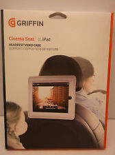 New Griffin Headrest Video Case for iPad - Cinema Seat  iPad Car Accessory(B92T)