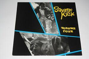 Savage Kick Volume Four - Various - Unofficial comp. Marvellous Mono