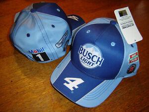 2021 KEVIN HARVICK #4 Busch Light UNIFORM Men's Adjustable Hat New W/TAGS