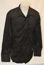 Chef Works Chefworks Kitchen Mens Button Down Cook Shirt Size: Large L