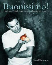 Buonissimo! Italian Food has never been so sexy, Gino D'Acampo, New