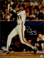 Darryl Strawberry Hand Signed Autograph 16x20 Photo 1986 World Series Mets  COA