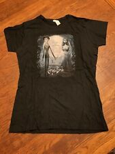 Tim Burton's Corpse Bride Graphic Shirt Sz XL Ladies