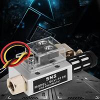 """Pneumatic PR1/4"""" Female Thread Negative Pressure Generator Vacuum Ejector HighQ"""
