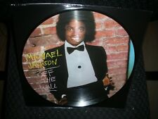 Michael Jackson **Off The Wall **BRAND NEW PICTURE DISC RECORD LP VINYL