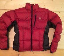 Mountain Hardwear Phantom 800 Goose Down Jacket Coat Ultralight Small Red Rare
