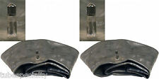 SET OF TWO NEW 16x6.50-8 16x650-8 16x7.50-8 16x750-8 Inner Tube  FAST SHIPPING