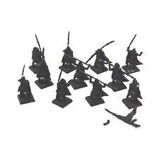 Wood Elves 11 eternal guard Champion standard #1 Fantasy Wanderers Metal guards