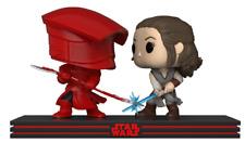 Funko Pop Movie Moments Star Wars The Last Jedi Rey & Praetorian Guard