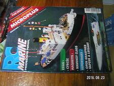 1?µ µ? Revue RC Marine n°102 Plan encarté Microplus / RB 2110 Classic Crackerbox