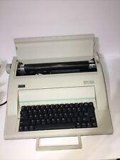 Nakajima Electric Typewriter Wpt 150 Carbon Ribbon Working Lightly Used