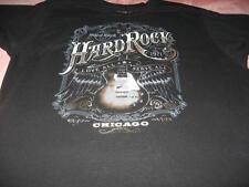 Hard Rock Cafe Chicago    Adult   X Large T-Shirt