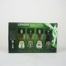 A gift certificate for Absinthe Euphoria Absinth Mini Set (4 x 5cl)