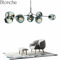 Lindsey Adelman Nordic Modern Chandelier Branching Bubble Industrial Led Lamp