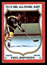 1973-74 O-Pee-Chee #120 Phil Esposito Bruins VG-EX (REF 15420)