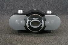 Living Solutions Am/Fm Portable Boom Box With Ipod Dock Model Atc-0933