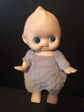Vintage Kewpie Vinyl Doll Baby Made In China