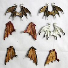 Warhammer 40K Metal Wings Lot Tyranid Gargoyle
