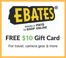 Get $10 FREE Cash Gift Card from EBATES + $5 FROM ME - 100% Guaranteed