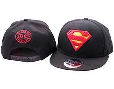 OFFICIAL LICENSED - SUPERMAN - LOGO BASEBALL CAP SNAPBACK KRYPTON