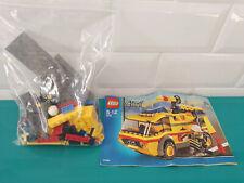 LEGO CITY 7891 Airport Firetruck Camion de pompiers Complet
