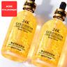 Soin du visage Acide hyaluronique Serum Gold 24K Hydratant Anti acné Anti rides