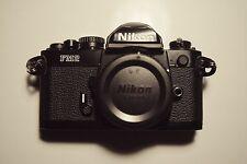 Nikon FM2 35mm SLR Pellicola FOTOCAMERA