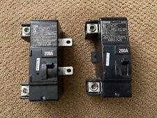 Murray Type M2 200A Circuit Breaker, 2P 200 Amp 120/240V Lot Of 2 Tested Breaker