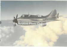 Royal Navy Fairey Gannet RAF Museum Photograph